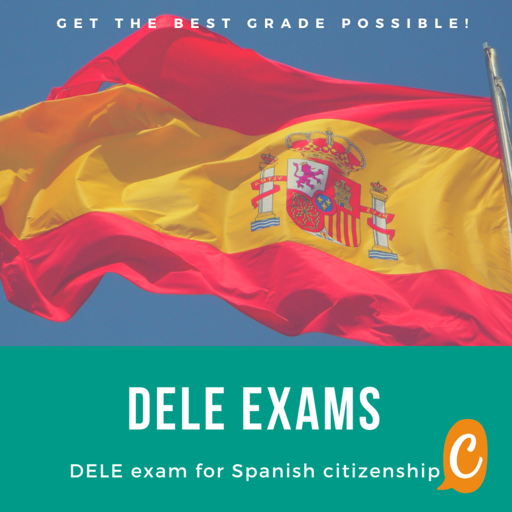 DELE exam for Spanish citizenship