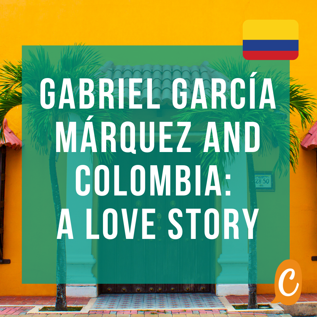 Read more about the article Gabriel García Márquez and Colombia: a love story