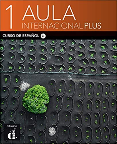 A reference textbook for Spanish beginners: Aula Internacional Plus