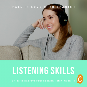 Listening | 3 tips on how to improve your Spanish listening skills